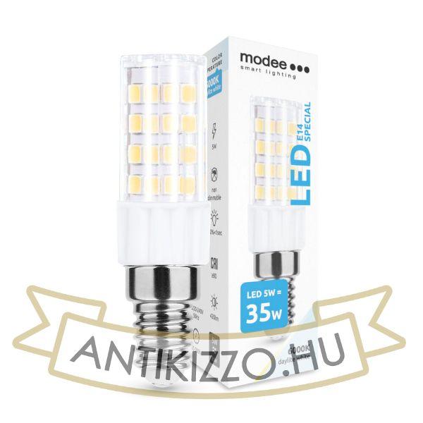 Modee Smart Lighting LED Special Ceramic 5W E14 360° 6000K (420 lumen)
